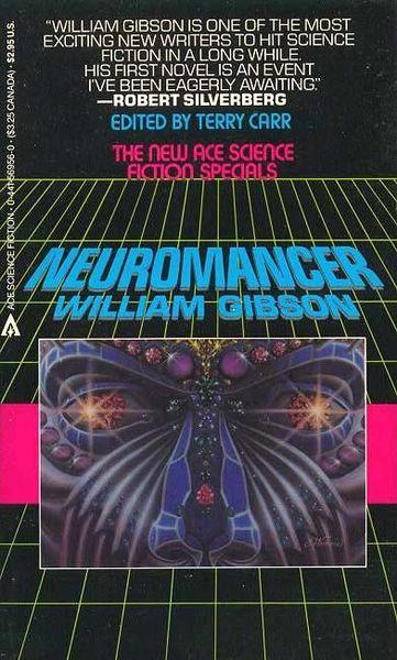 1a edição Neuromancer