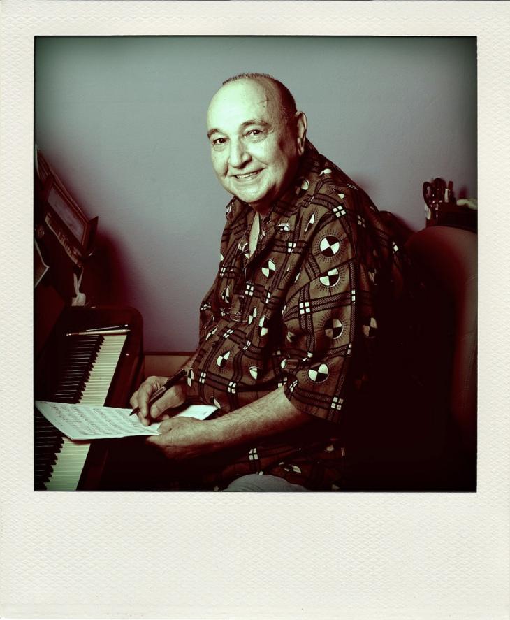 João Donato. Foto Jorge Bispo