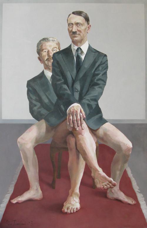 Siamese twins, de Alla Tkachuk