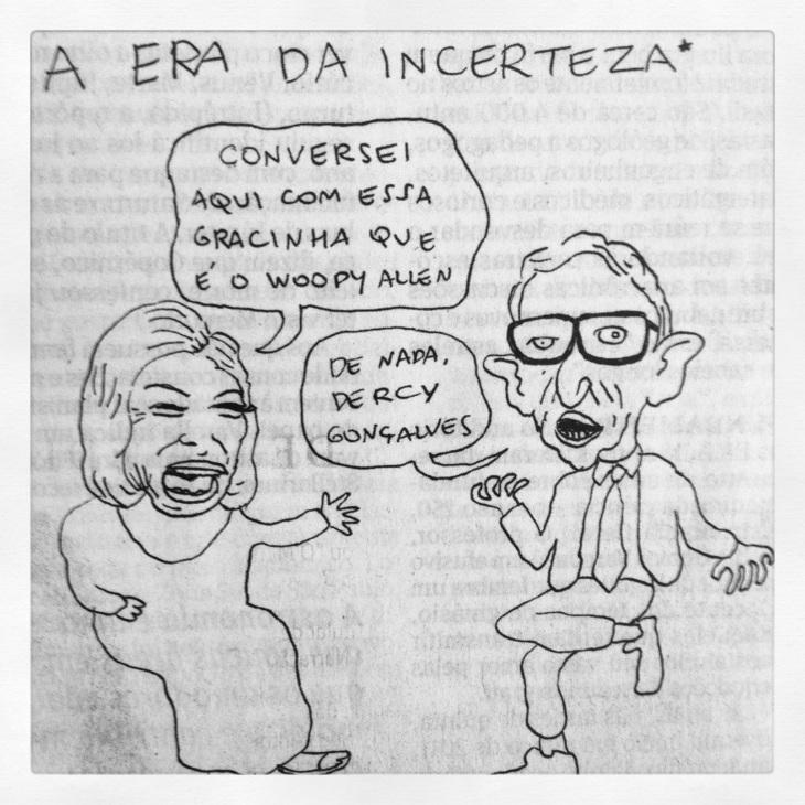 Arnaldo Branco, pior melhor desenhista do mundo