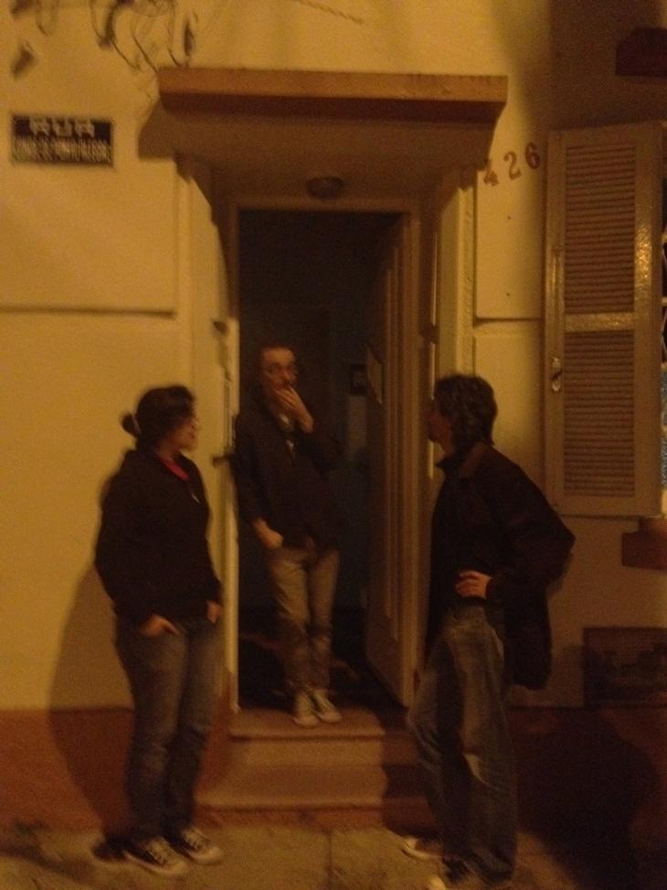 Angélica, Odyr e Vitor