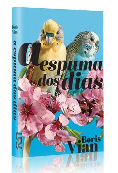 Receita de Flávia Castanheira para a capa de um livro romântico: apanhe um casal de periquitos, uma cor forte, uma fonte idem — e seja elegante, plis