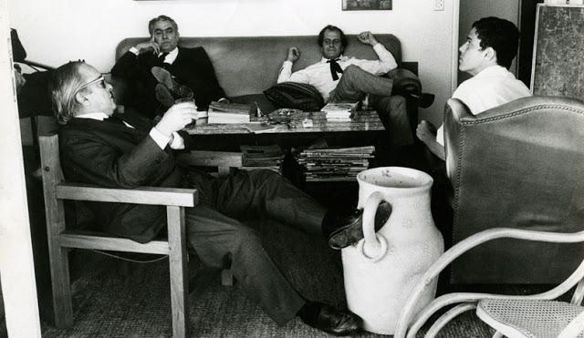 Vinicius, Braga, PMC e Chico