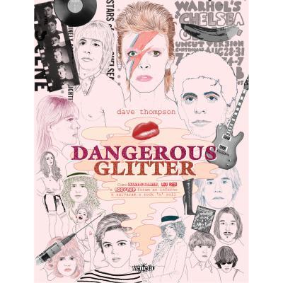 Luxo é tudo o que se espera de um livro sobre o glitter; a bem-cuidada edição da Veneta de Rogério de Campos (ex-Conrad) dá conta da purpurina