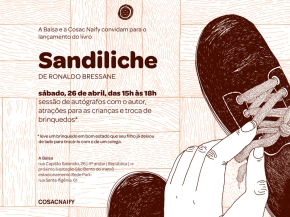 Sandiliche, o amigoimaginário