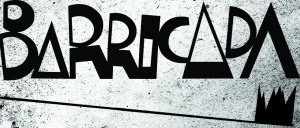 O belo logo do selo Barricada, da editora Boitempo, foi criado por Luiz Gê