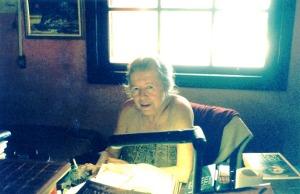 Hilda na Casa do Sol